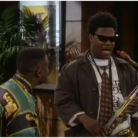 "VCR Of The Day: Hustle Man (Tracy Morgan) - ""Pick Up The Pieces"" On Martin"